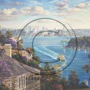 Afternoon Light - Sydney Harbour