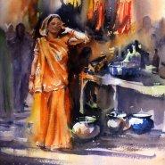 Street Vendor, Kolkata