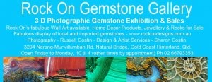 Rock On Gemstone Gallery