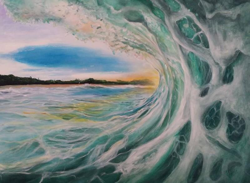 Coolum Wave