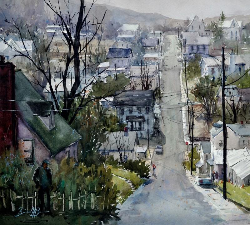 Ridge Street