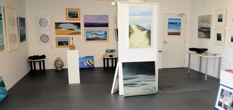 Finite Gallery, Caves Beach NSW