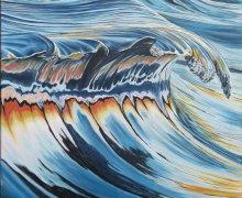 Chrome wave
