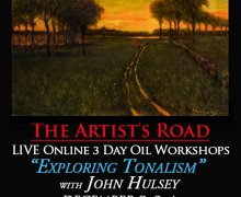 Tonalism Oil Workshop