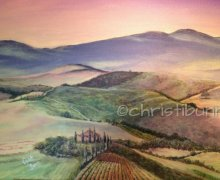 Acrylic Paintings by Christi Bunn