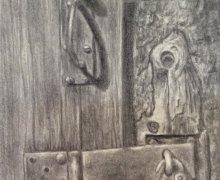 """""""The Shed Door"""""""