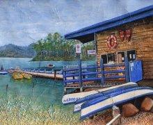 Top Lake Merimbula NSW