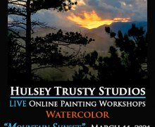 Watercolor Master Classes