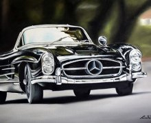 Mercedes benz vintage
