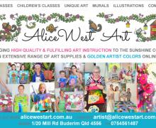 Alice West Art