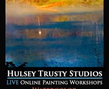 Invitation - LIVE watercolor demonstration with John Hulsey