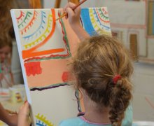 School Holiday Workshops at Finite Gallery, Caves Beach NSW