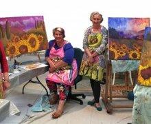 Tracey Creighton Creative Art Workshops