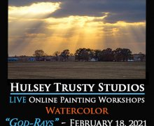 Watercolor Evenings with John Hulsey