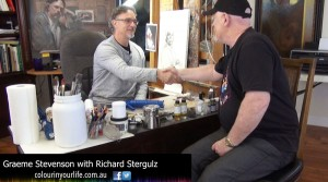 Colour In Your Life Richard Stergulz