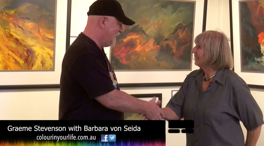 Collur In Your Life Barbara Von Seida