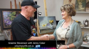 Colour In your Life Jenny Coker