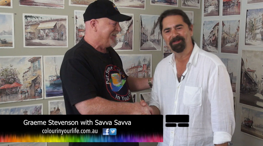 Colour In Your Life Savva Savva