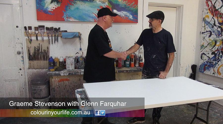 Colour IN Your Life Glenn Farquhar