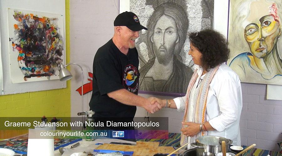 Colour In Your Life Noula Diamantopoulos