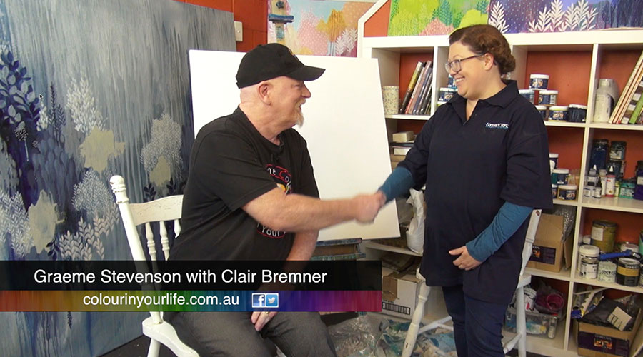 Clair Bremner Colour In Your Life