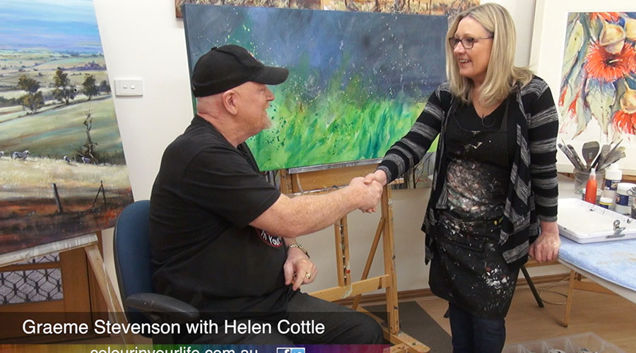 Helen Cottle Colour In Your Life