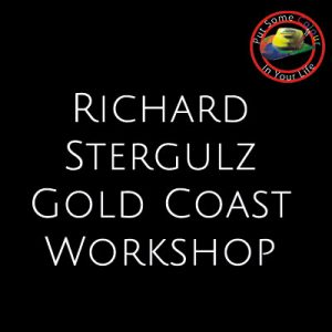 Colour In Your Life Richard Stergulz Gold Coast Workshop
