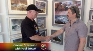 Graeme Stevenson meets Paul Stowe