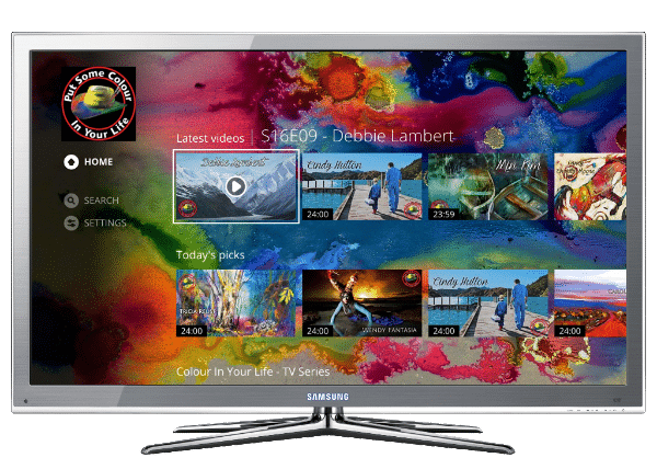 Watch Colour In Your Life on your TV via the Opera TV store App