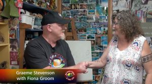 Fiona Groom Meets Graeme Stevenson