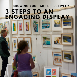 Art Marketing Tips :Showing Your Art Effectively