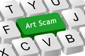 scamming artists