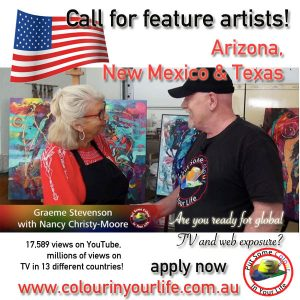 colour in your life feature artists call out USA