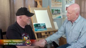William Dunn meets Graeme Stevenson on Colour In Your Life