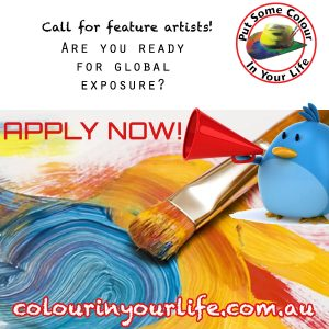 Colour in Your Life Art Marketing strategies