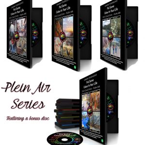 Plein Air tutorial series by Colour In Your Life