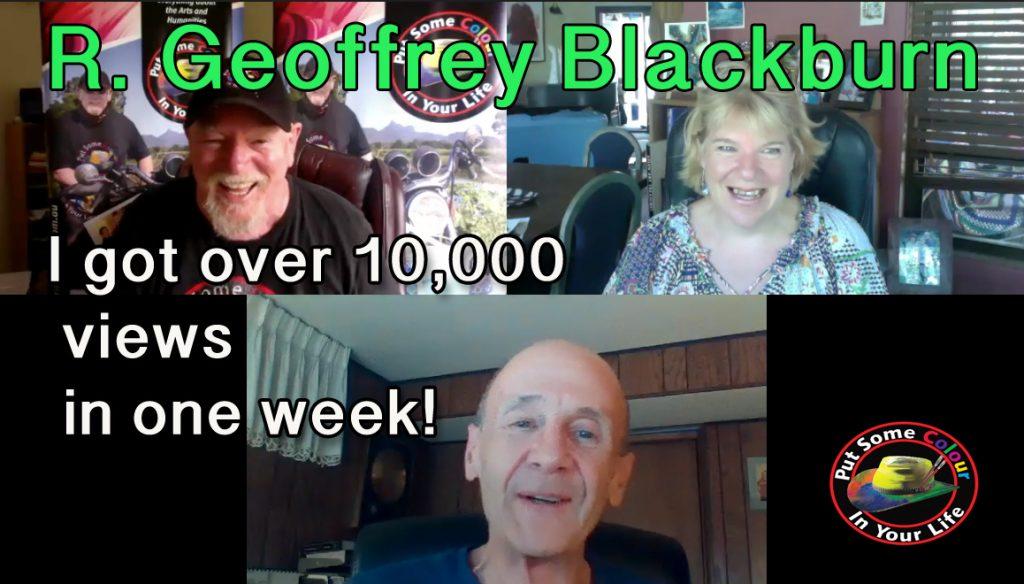 R Geoffery Blackburn Success