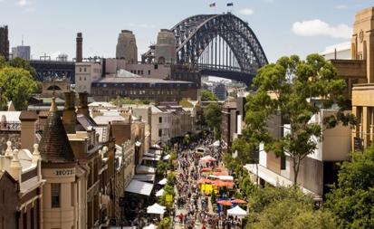 Sydney Rocks