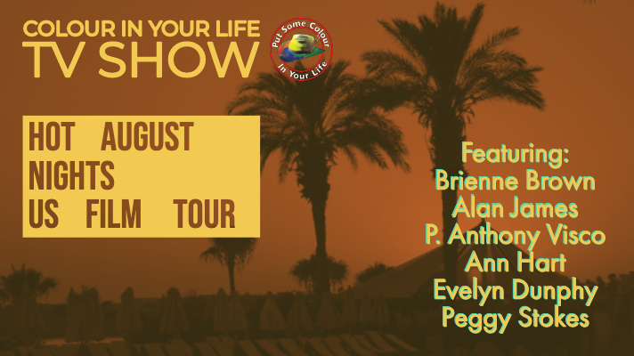 hot August nights tour announcementArt Marketing tips Colour in your Life