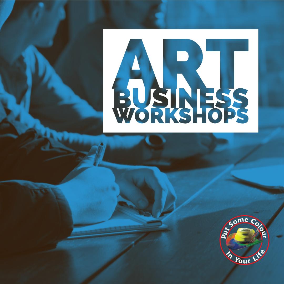 art business workshops