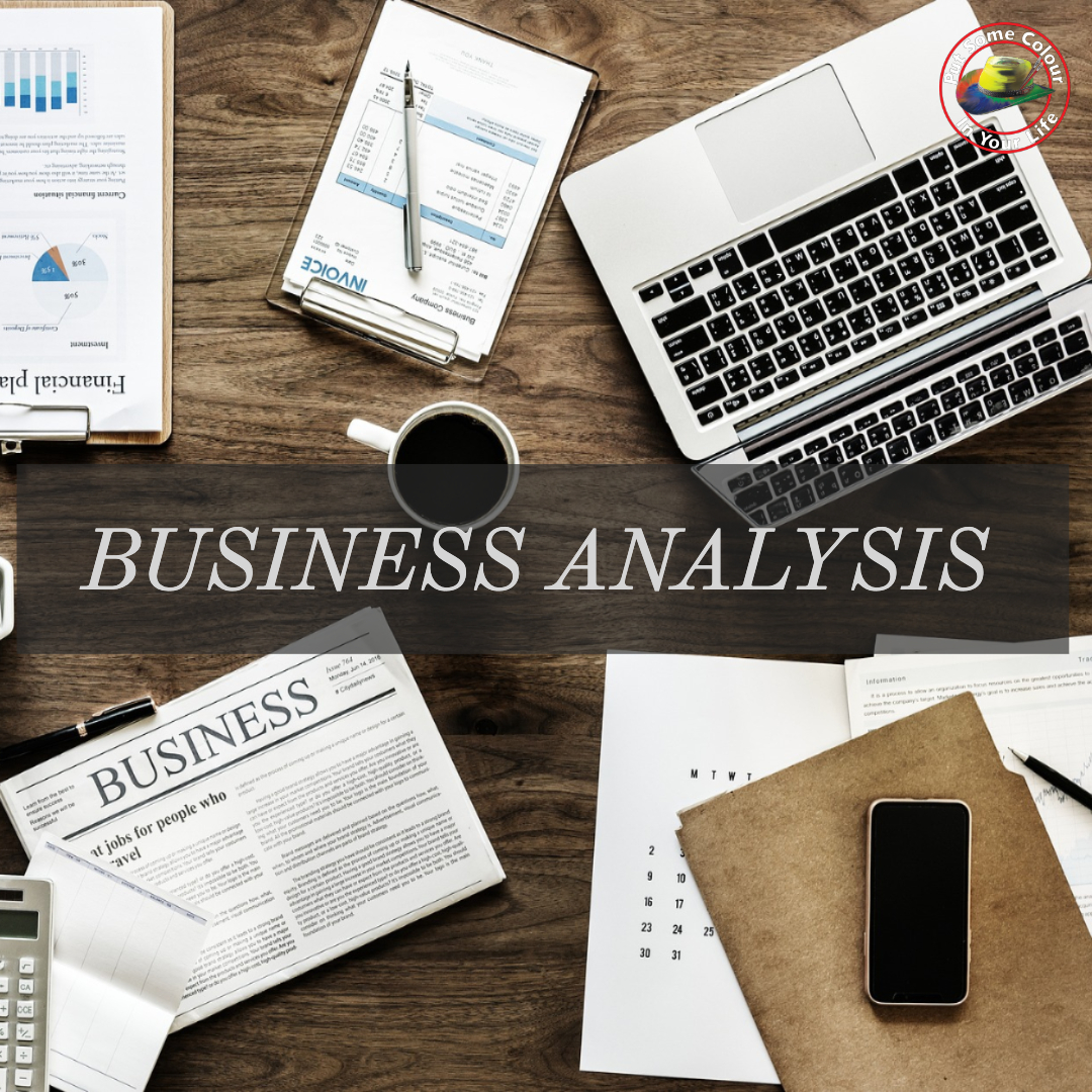 business analysis colour in Your life