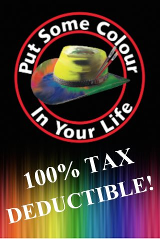Art Marketing tip Tax deductible