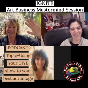 Colour in Your Life Mastermind session