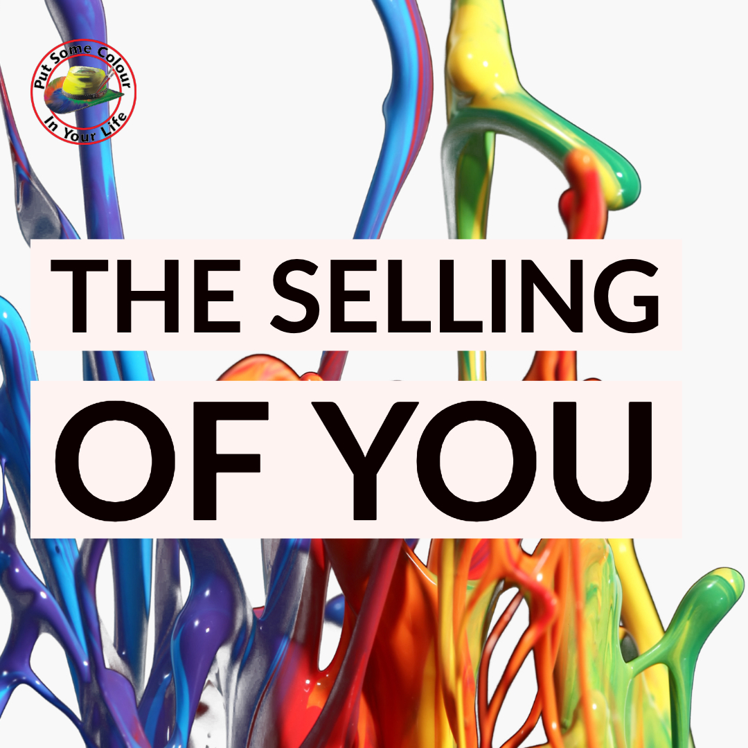 colour in your life The Selling of you square