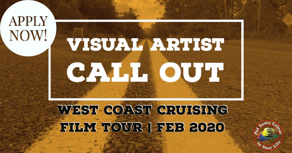 Colour iN Your LIfe West coast cruising film tour Rectangle (1)