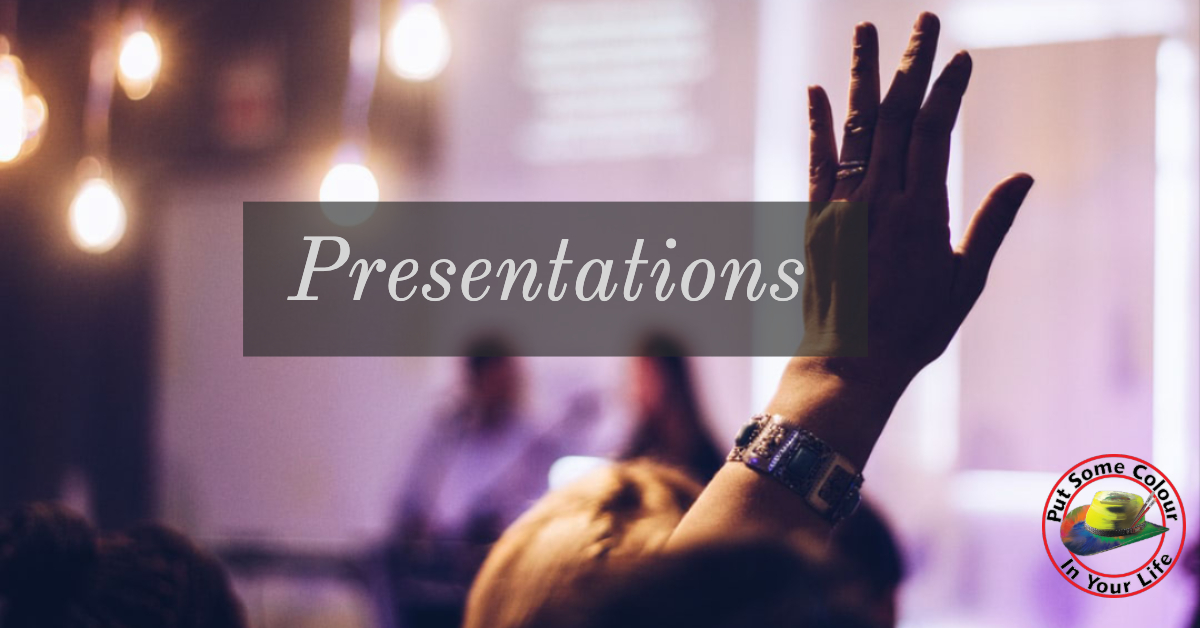 presentations rectangle