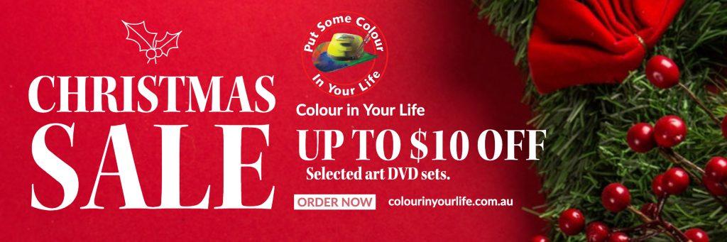 christmas sale DVD
