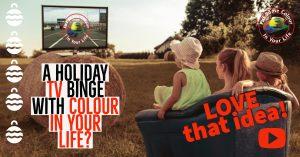 Your holiday TV binge