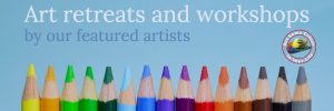art retreats and workshops
