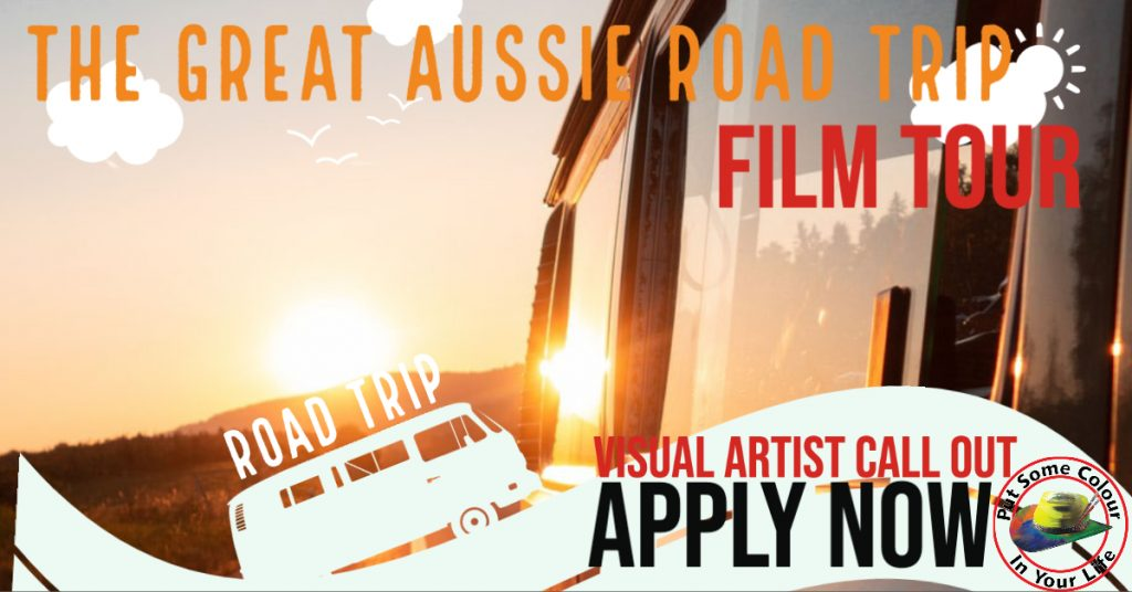 Great Aussie Road Trip film tour